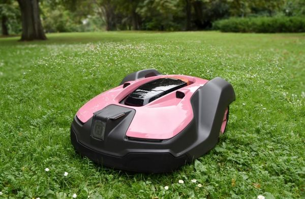 robot tonte automower husqvarna coque personnalisable