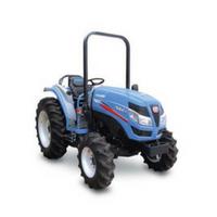 tracteur-iseki-équipé -d'une-transmission-hydrostatique